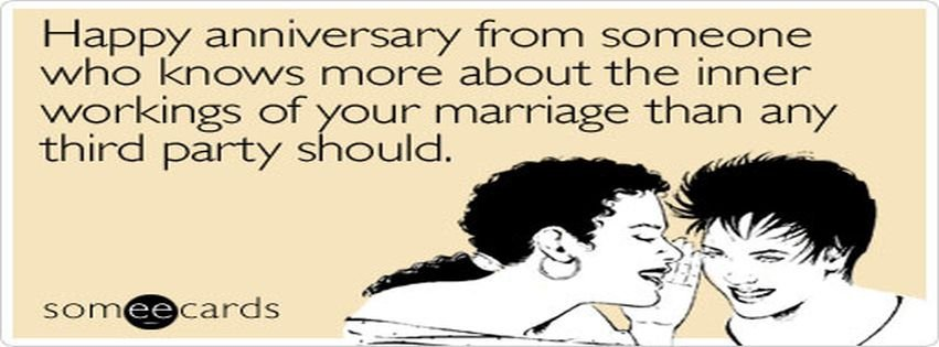 Happy someone knows more anniversary ecard someecards for