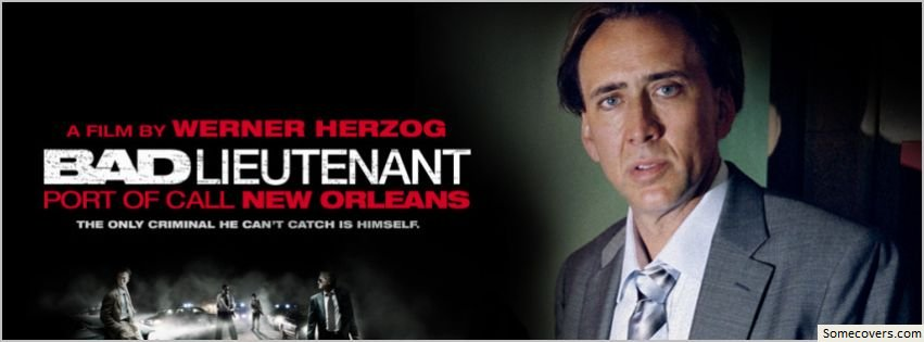 Nicolas Cage In Bad Lieutenant Port Of Call New Orleans 1 Facebook