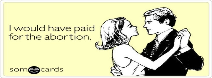 abortion ecards