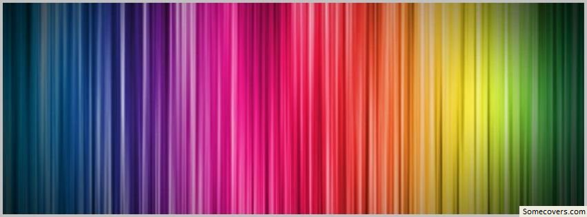 Rainbow Background Facebook Timeline Cover Facebook Covers