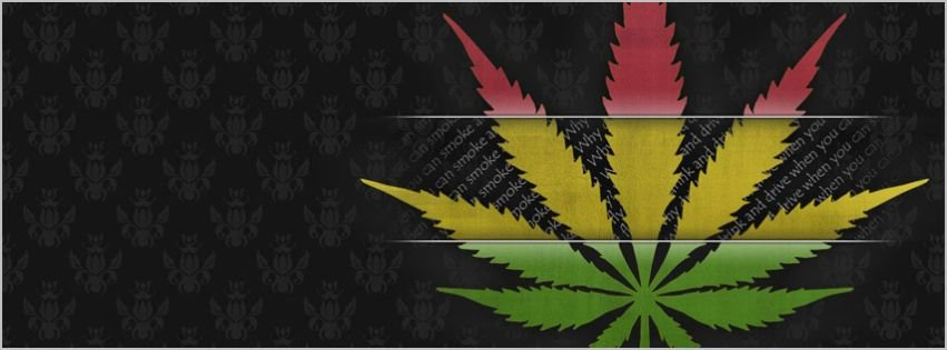 Reggae bob marley jamaica facebook cover