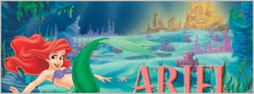 the little mermaid wallpaper 4 facebook timeline cover