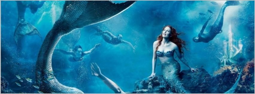 the little mermaid facebook timeline cover facebook covers