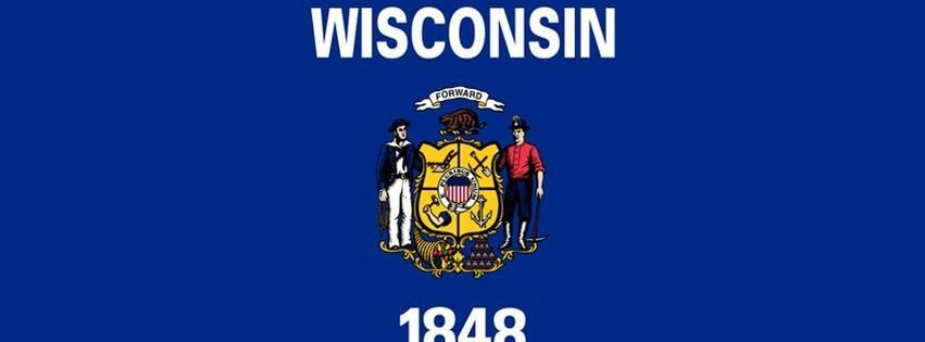Wisconsin Flag Facebook Covers Facebook Covers Myfbcovers